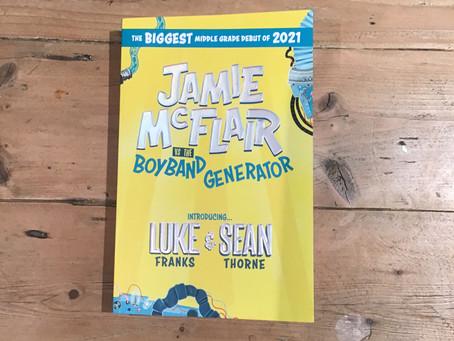 Jamie McFlair vs The Boyband Generator by Luke Franks and Sean Thorne