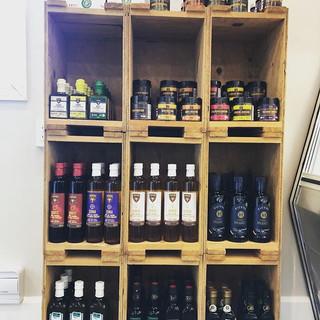 _sarafinoeats stocked our shelves!!! #ba