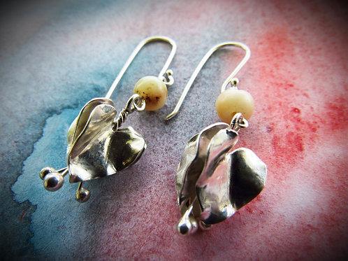 Bouganvillea Earrings - KISS