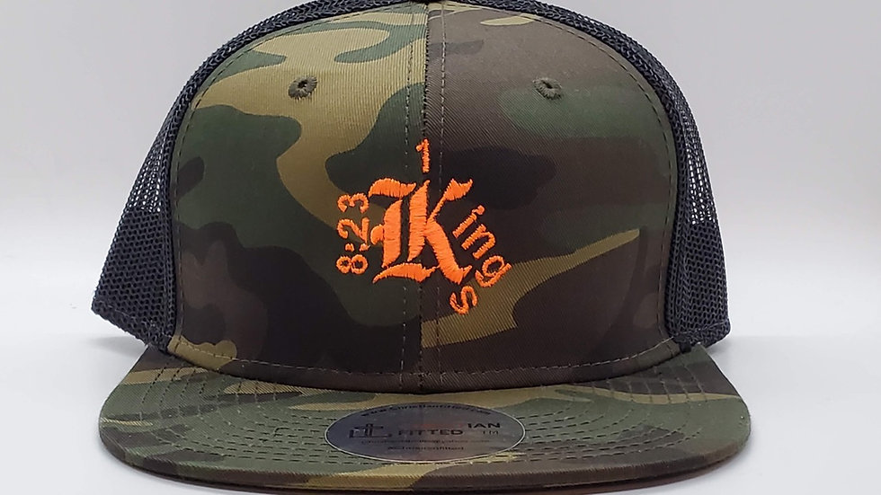 1 Kings 8:23 Snapback by Christian Fitted