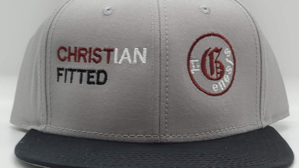 Custom Original Christian Fitted Snapback