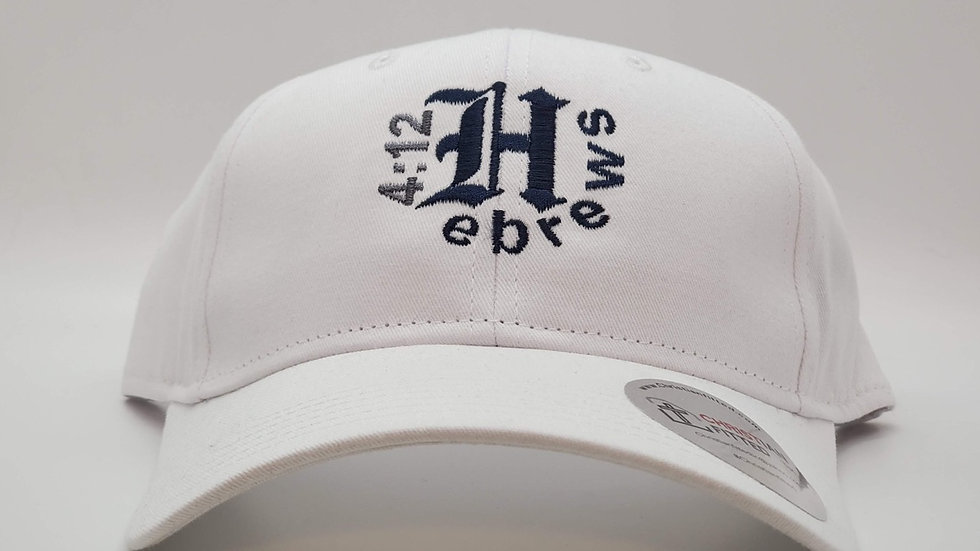 Hebrews 4:12 Sports Cap by Christian Fitted