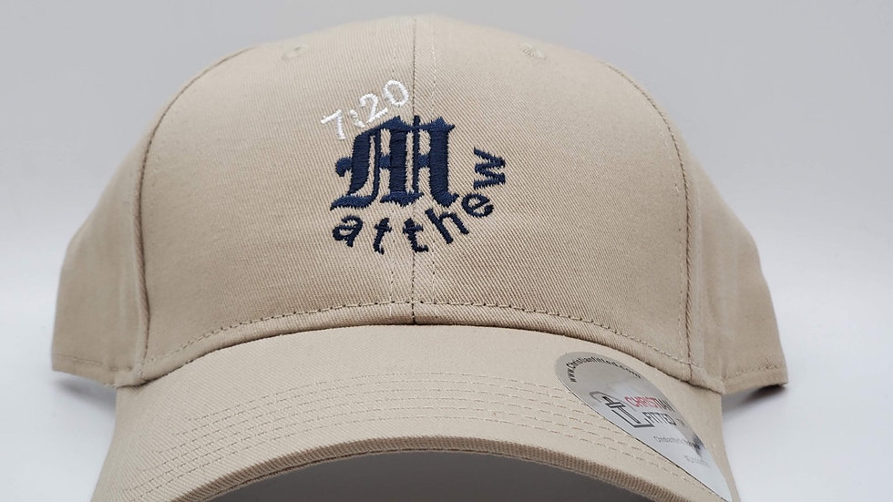 Matthew 7:20 Sports Cap by Christian Fitted