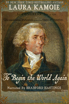 Jefferson_To Begin the World Again_Front