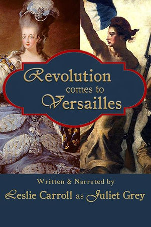 Tour of Versailles Marie Antoinette