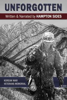 Korean War Memorial_Unforgotten_Front Co