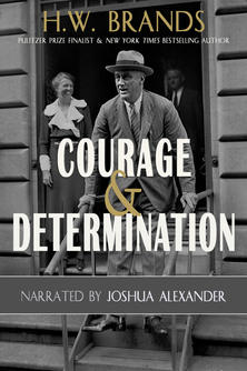 FDR_Courage and Determination_Front Cove