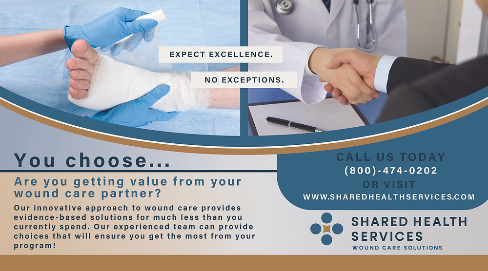 wound care consulting and support