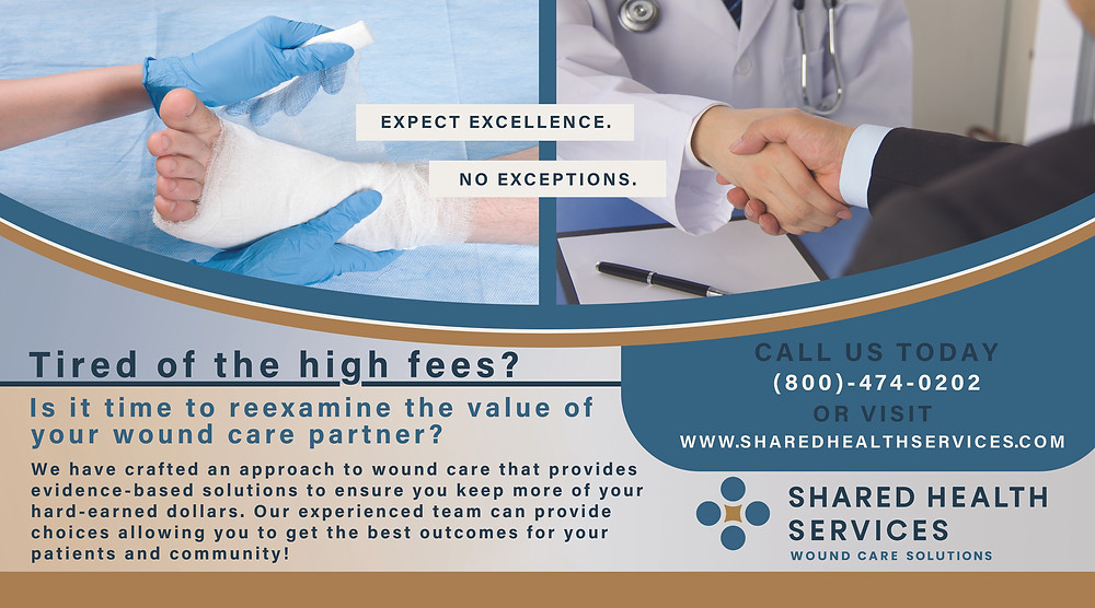 wound care compliance and quality support