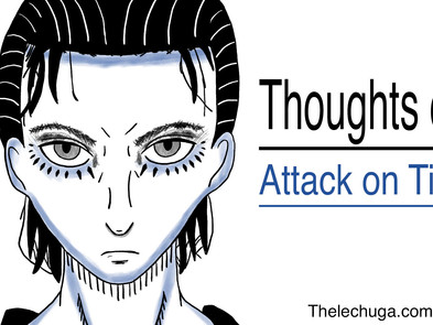 Thoughts on: Attack on Titan