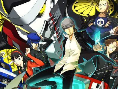 Thoughts on: Persona 4 Golden