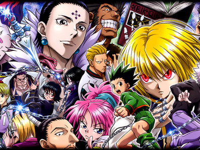 The Bizarre Story Structure of   Hunter x Hunter