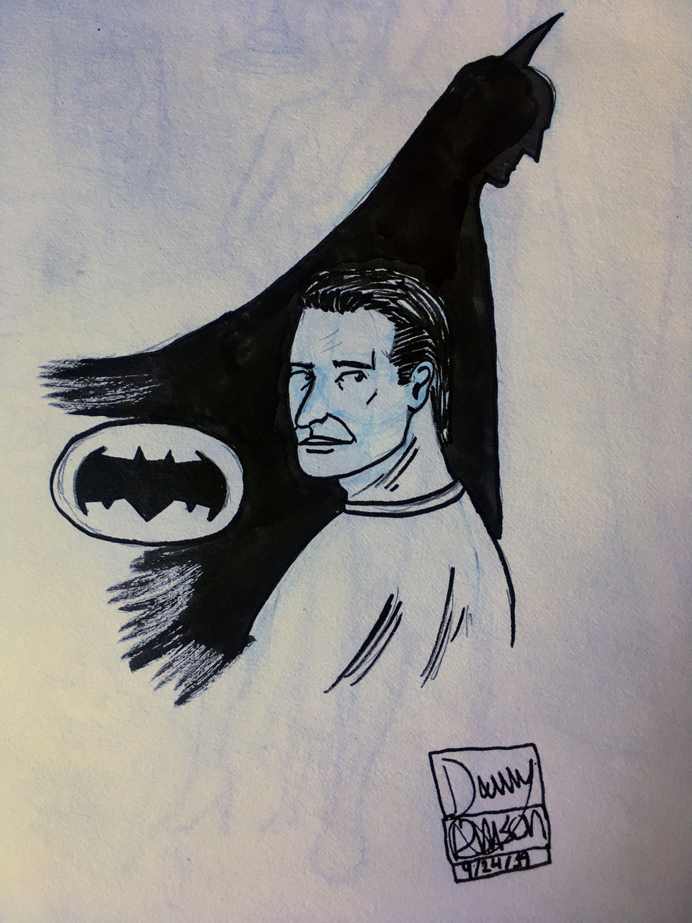 A Tribute to Norm Breyfogle