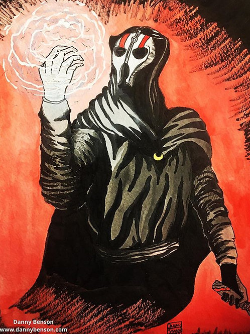 DARTH NIHILUS Torso Portrait