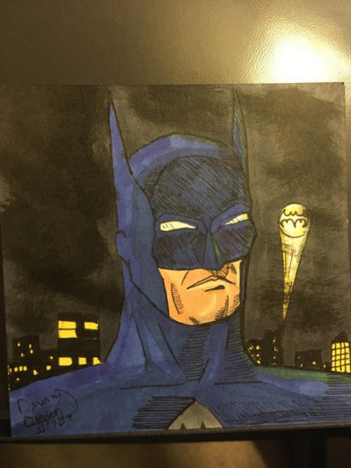 BATMAN Trading Card