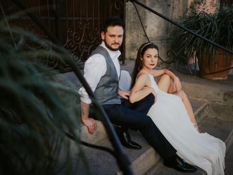 K&H ponownie, czyli sesja poślubna we Włoszech
