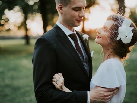 Daria & Wojtek, czyli ślub w Pałacu Rusinów