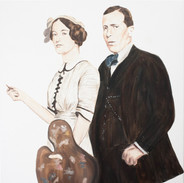 Grace Gifford & William Orpen
