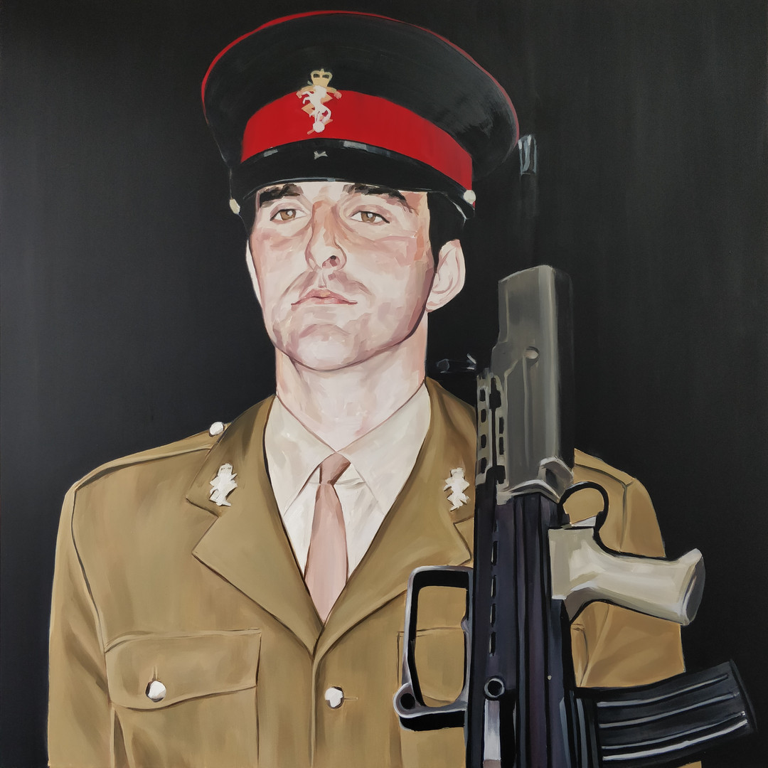 Lance Corporal James McCue