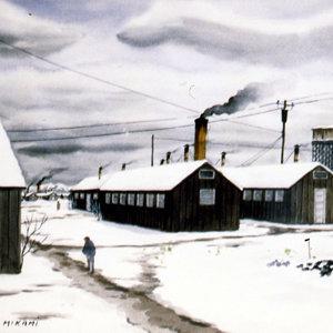 Japanese American Internment Camp Art