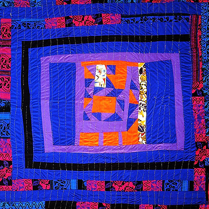 African American Quilts & Quilters