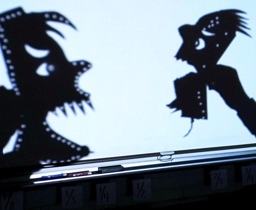Peopleologie Shadow Puppets & Indonesia Workshops