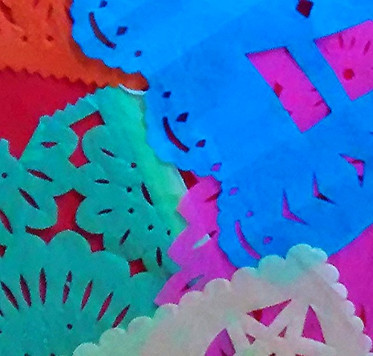 Peopleologie Papel Picado Paper Cutting Workshops