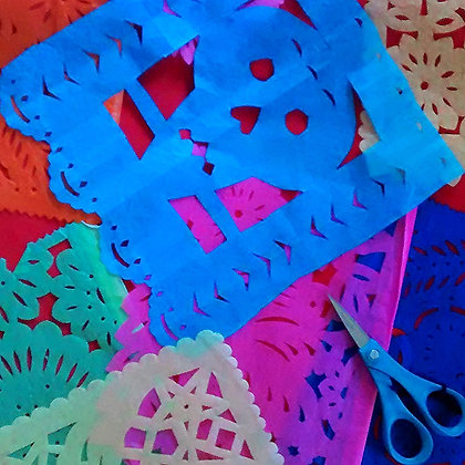 Paper Cutting Papel Picado