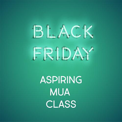 ASPIRING MUA CLASS