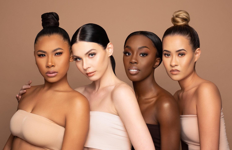 Natural Makeup Application