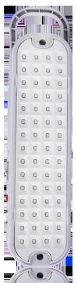 Luminária de emergência 60W