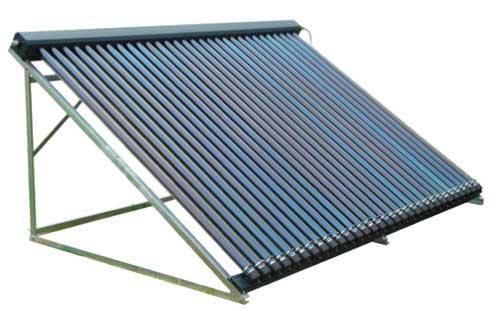 Aquecedores solar tubo-vacuo e de piscina