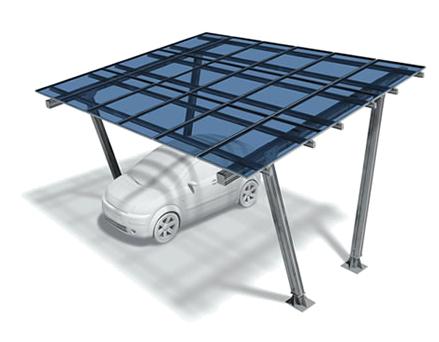 Estruturas para CarPort - Estacionamentos