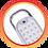Thumbnail: Luminária de emergência 60W