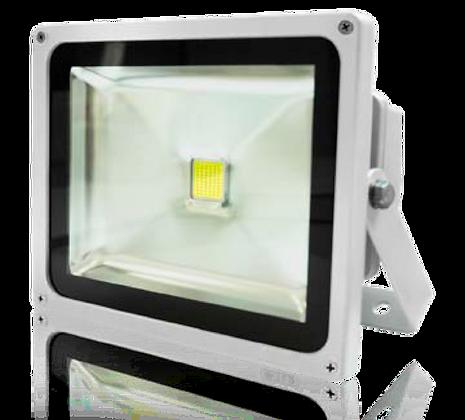 Refletor 50W Bivolt - Equivale Halógena 200W - B.F