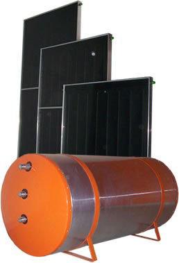 Aquecedores solar de diversas marcas