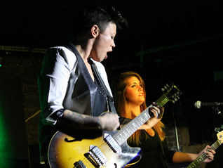 Lady Killer Tour at Mercury Lounge 10/19/14