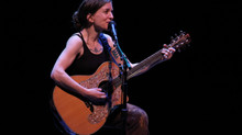 Ani DiFranco at New Jersey Performing Arts Center 4/23/14