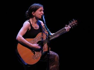 Ani DiFranco at New Jersey Performing Arts Center 4/23/14