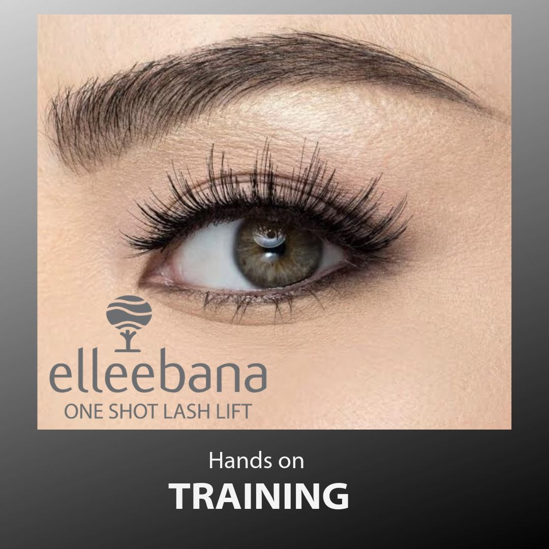 4895eafd749 Elleebana Lash Lift & Tint Training