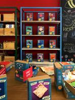 Our PMQ shop