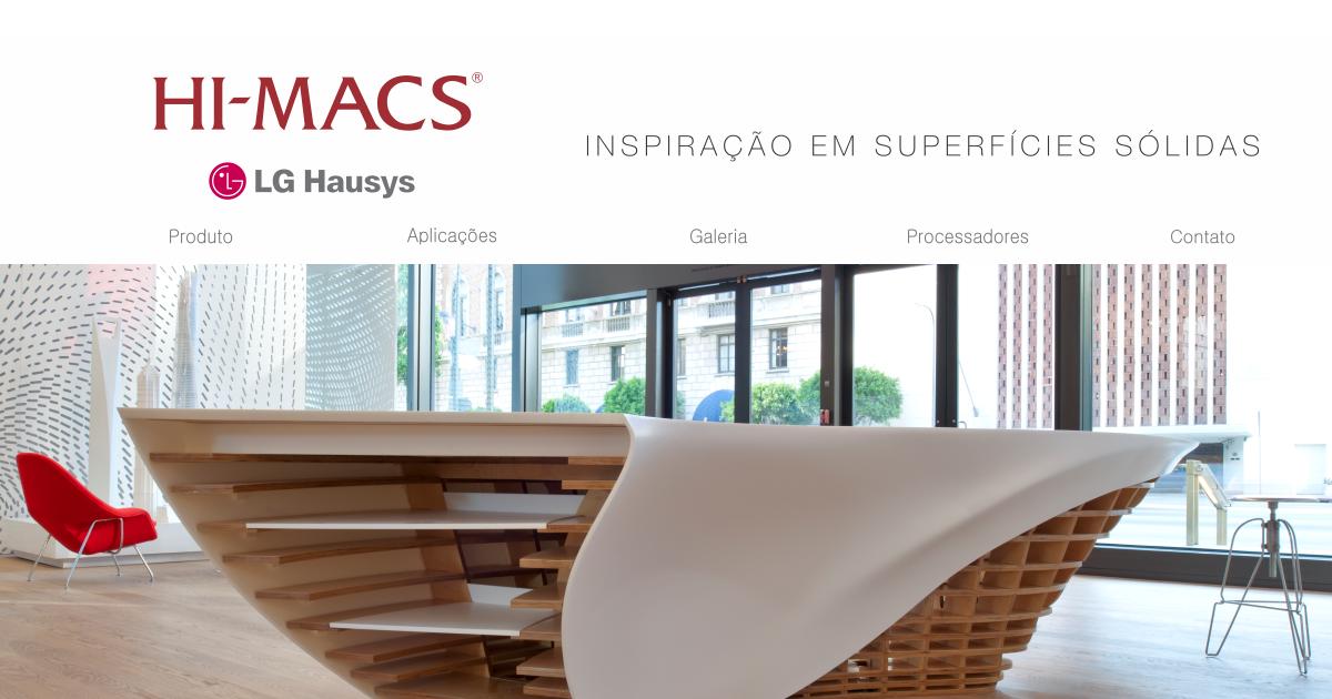 Eating With Hi Macs : Hi macs brasil