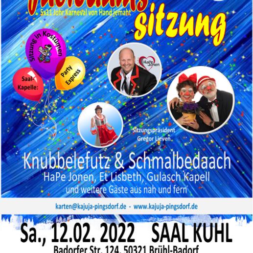 KAJUJA Jubiläumssitzung 2022