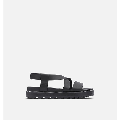 Roaming Sandal Black