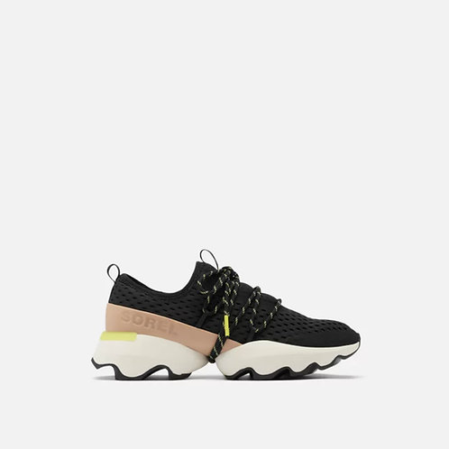 Kinetic Impact Lace Sneaker Black