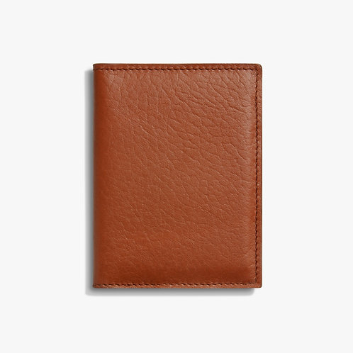 Passport Wallet Signature Bourbon Essex
