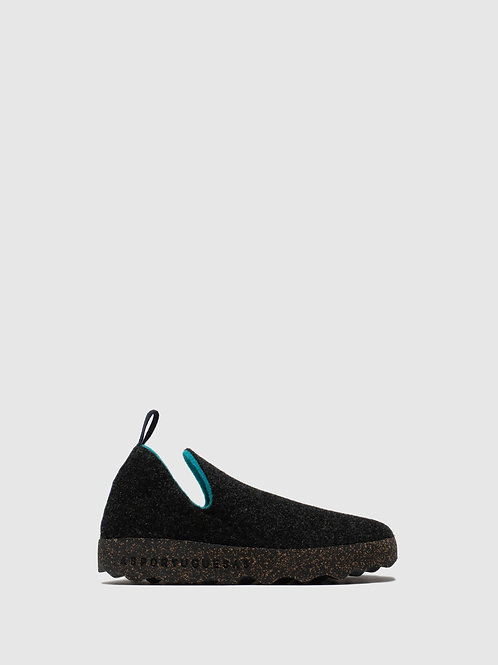 Slip-On Shoes City Anthracite
