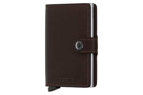 Miniwallet Original Dark Brown