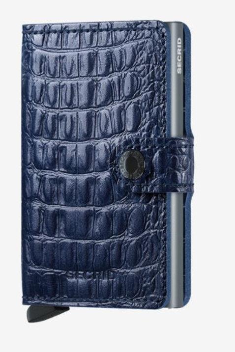 Miniwallet Nile Blue