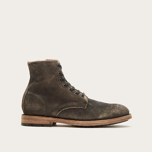 Bowery Lace-Up Faded Black